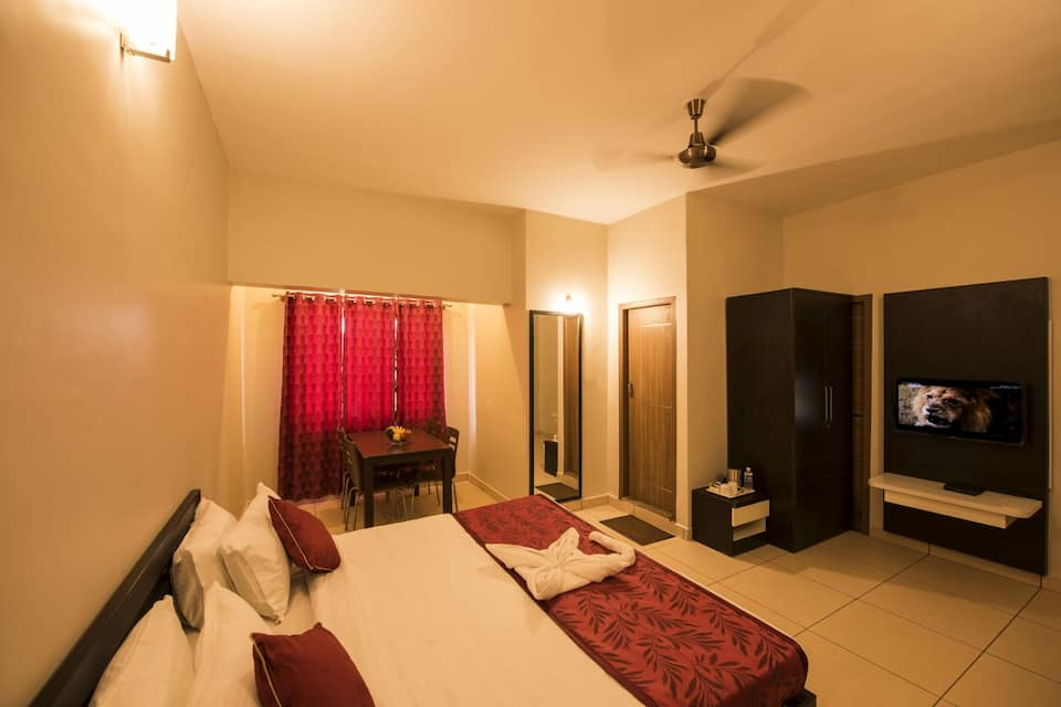 Leisure Vacations Woodstock Villas, Madikeri, Woodstock Villas