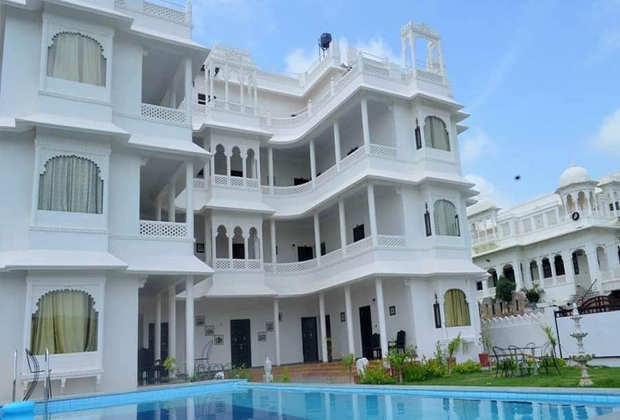 Sai Palace, Goverdhan Villas, Sai Palace