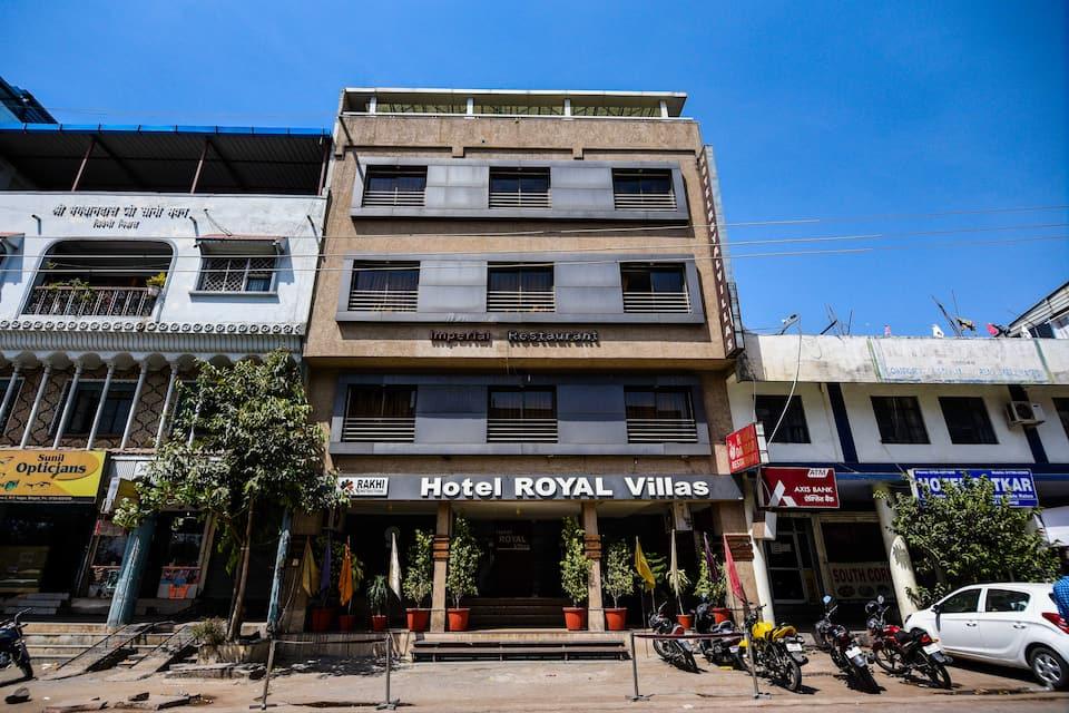 Hotel Royal Villas, none, Hotel Royal Villas