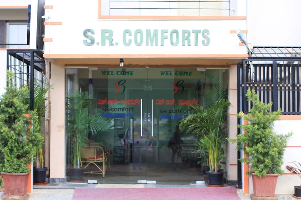 S R Comfort, Bengaluru International Airpor, S R Comfort