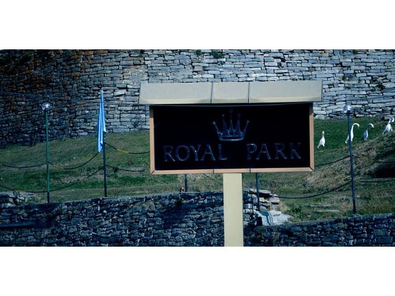 Royal Park, Tanmarg, Royal Park