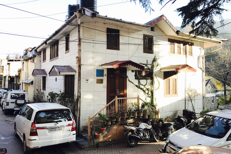 Vps Cottage in Nainital - Book Room 5000/night