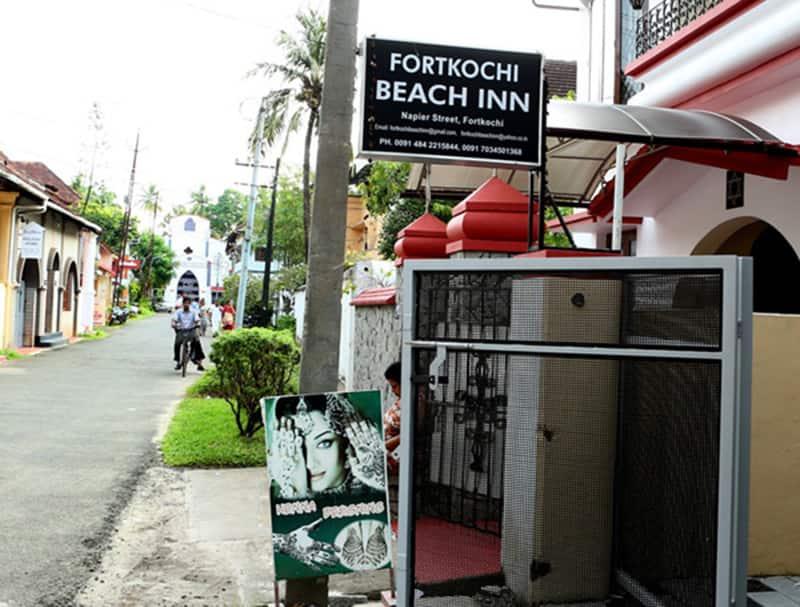 Fortkochi beach inn, Fort Kochi, Fortkochi beach inn