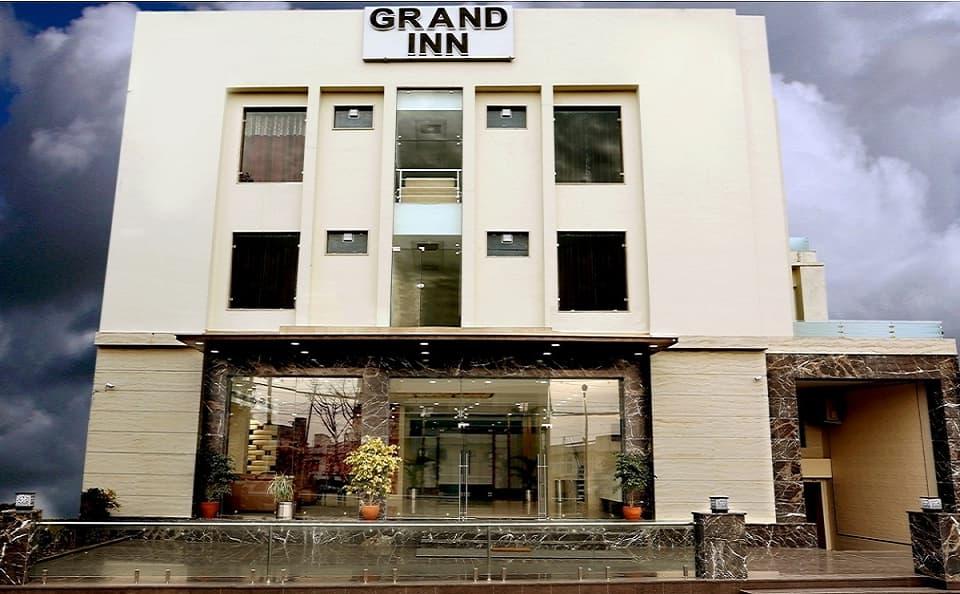 Hotel The Grand Inn, Trikuta Nagar, Hotel The Grand Inn