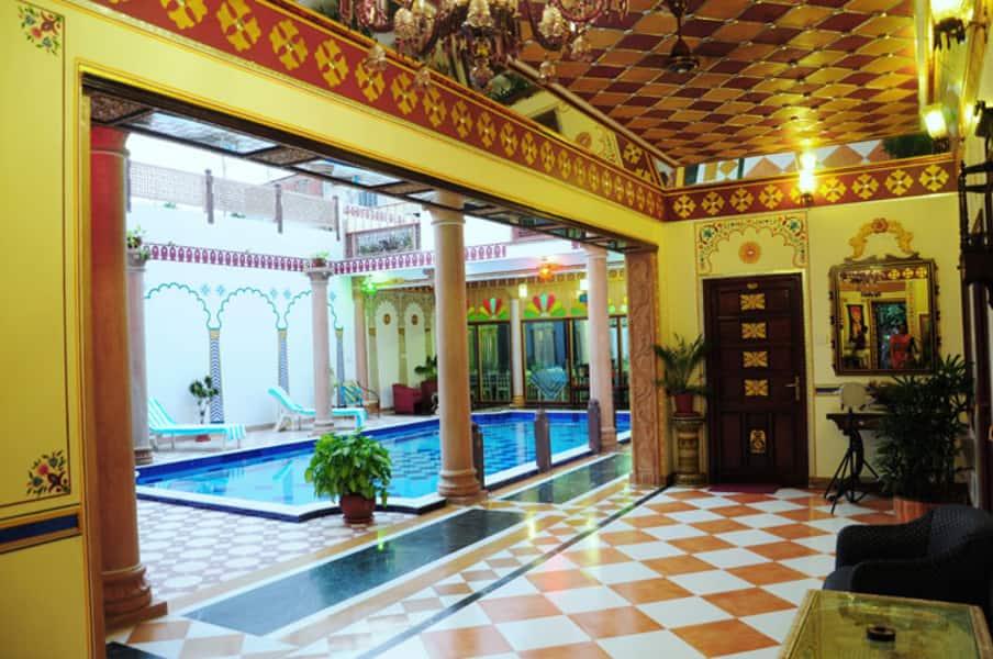 Hotel Vimal Heritage, Bani Park, Hotel Vimal Heritage