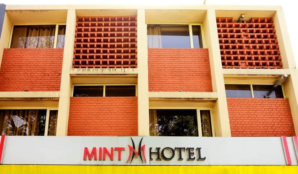 Hotel Mint, Sector 27 C, Hotel Mint