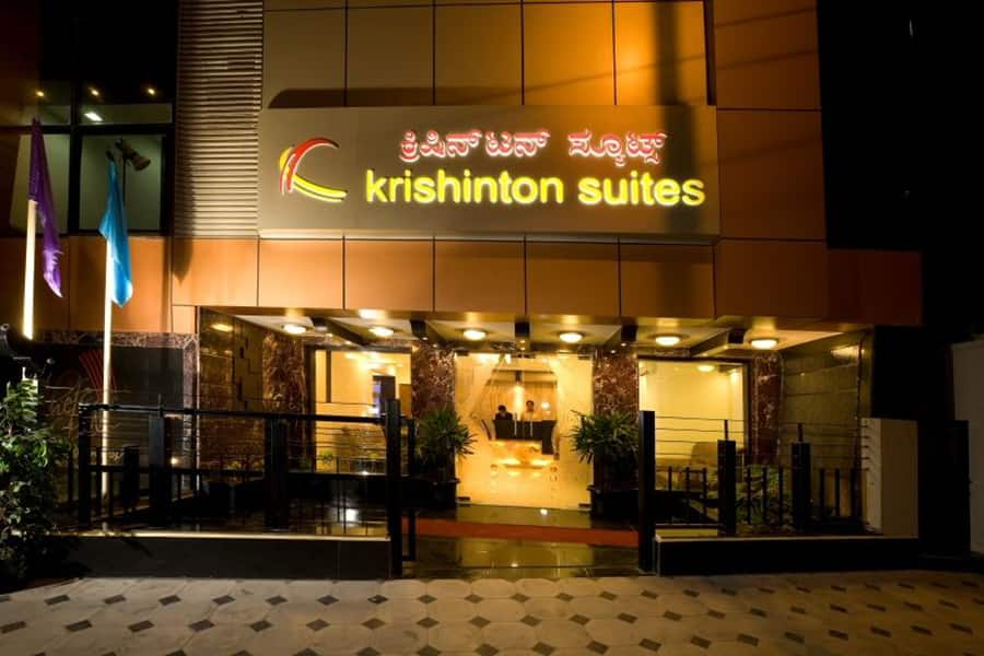 Hotel Krishinton Suites, Mathikere, Hotel Krishinton Suites