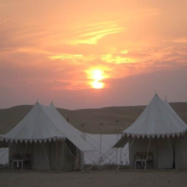 Colonel's Camp Oasis India, Sam Sand Dune, Colonel's Camp Oasis India