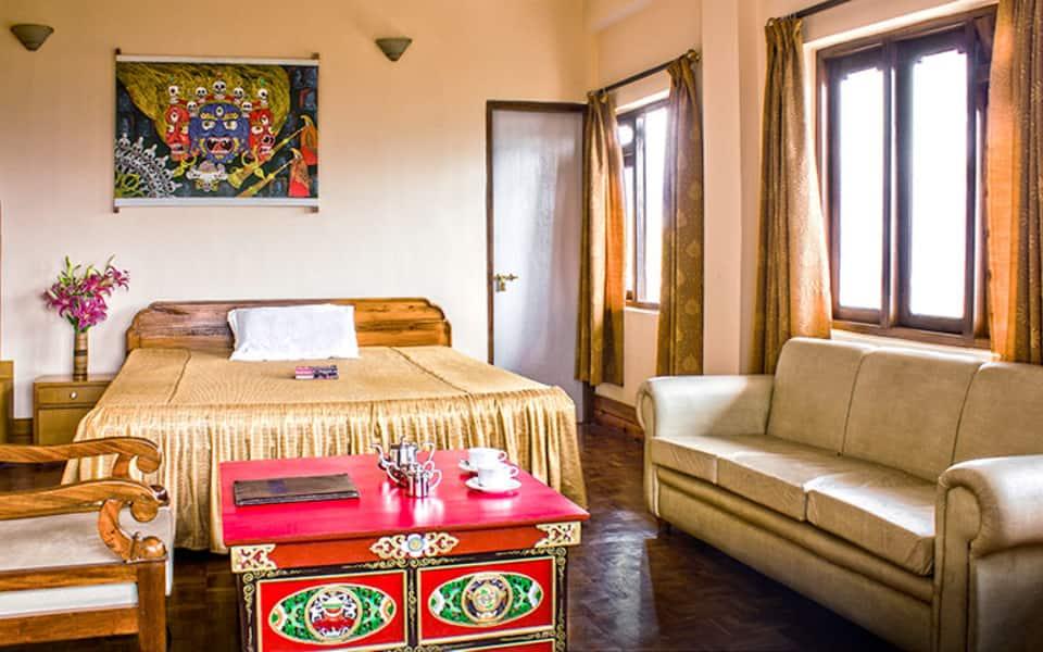 Hotel Rumtek Dzong, Rumtek Monastry, Hotel Rumtek Dzong
