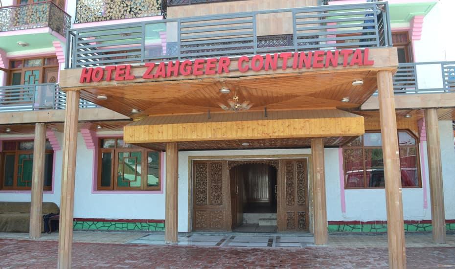 Hotel Zahgeer Continental, Nishat, Hotel Zahgeer Continental