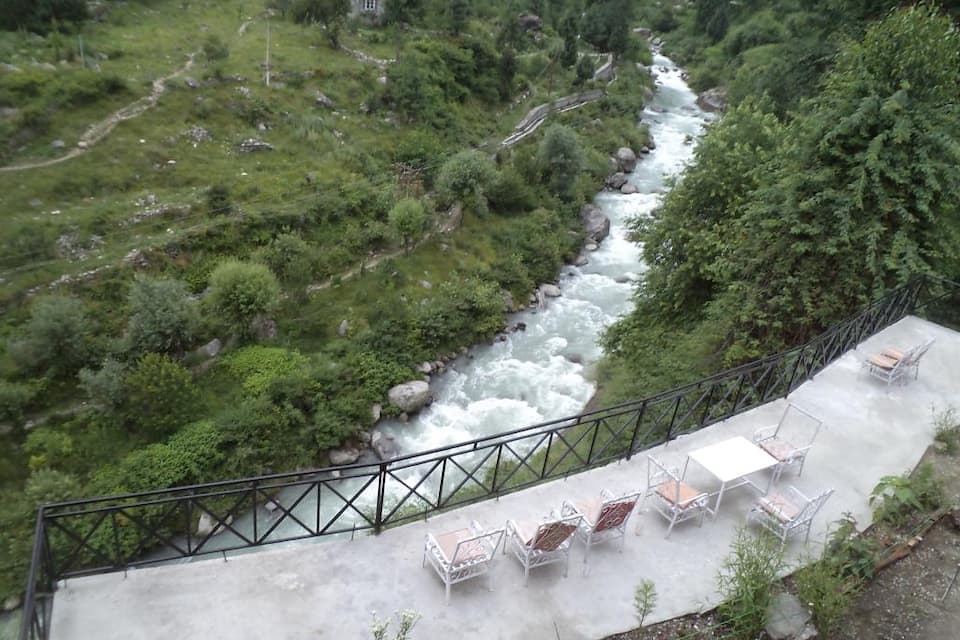 Rock Top Inn and Cafe, Old Manali, Rock Top Inn and Cafe