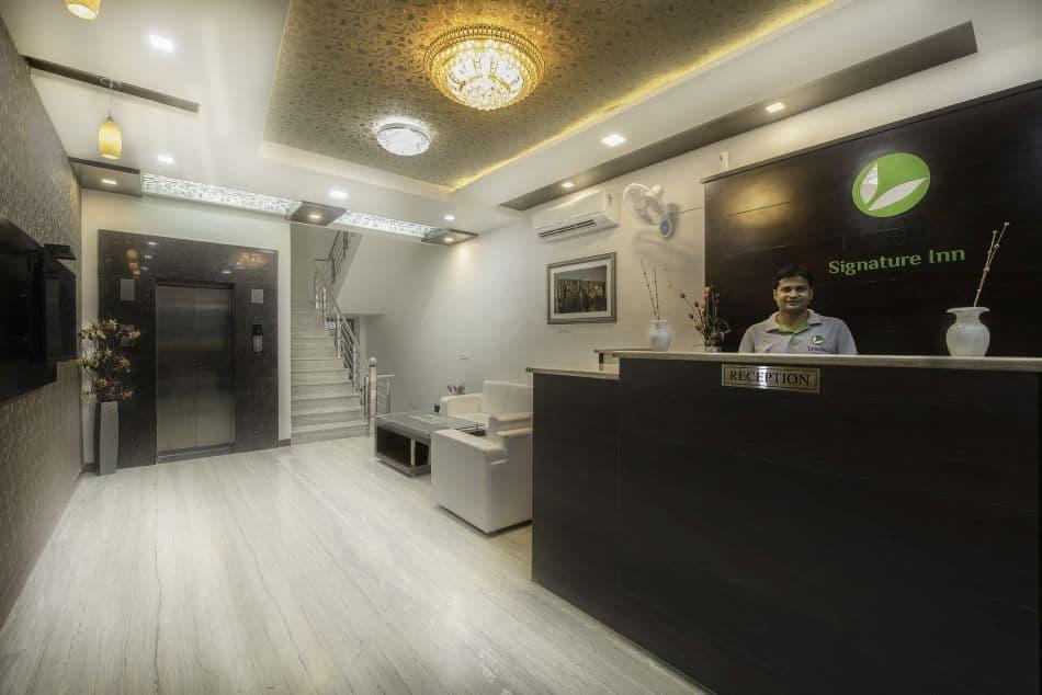 Treebo Signature Inn, Malviya Nagar, Treebo Signature Inn