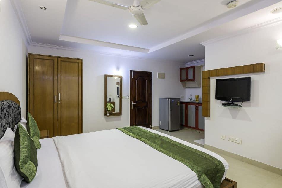 Treebo 9Marks Inn, Indira Nagar, Treebo 9Marks Inn