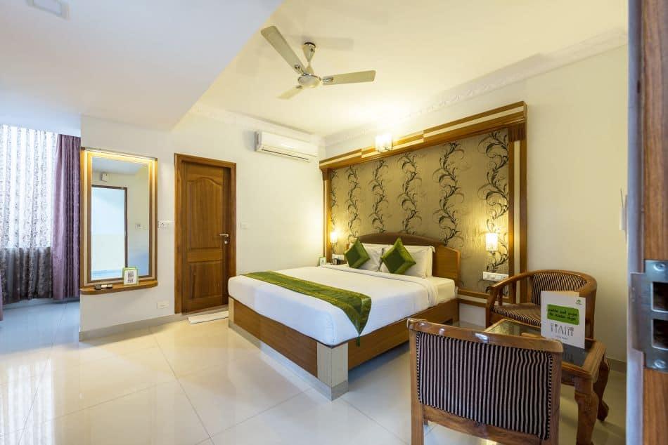 Treebo Akshaya LalBagh Inn, Jayanagar, Treebo Akshaya LalBagh Inn