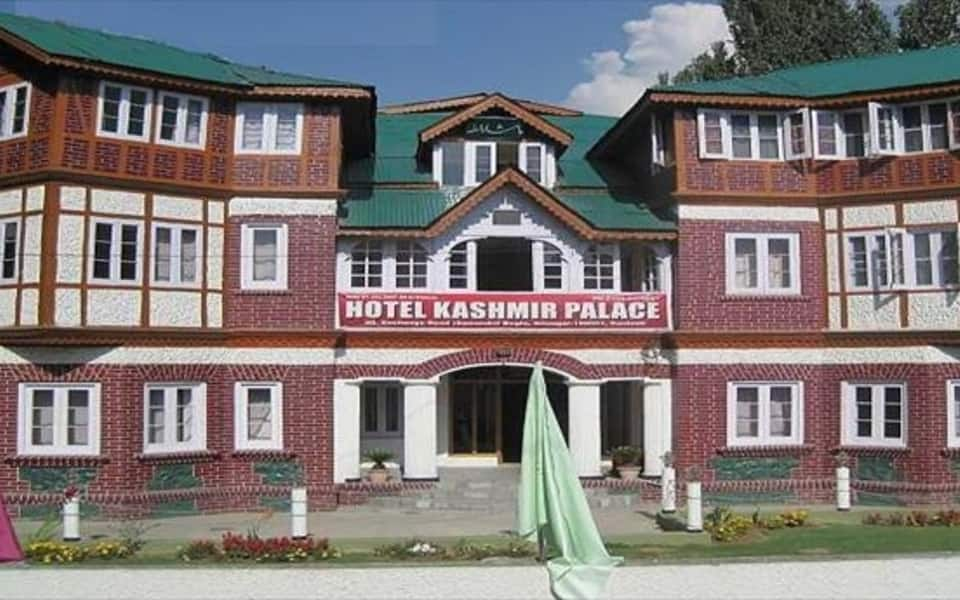 Hotel New Kashmir Palace, Raj Bagh, Hotel New Kashmir Palace