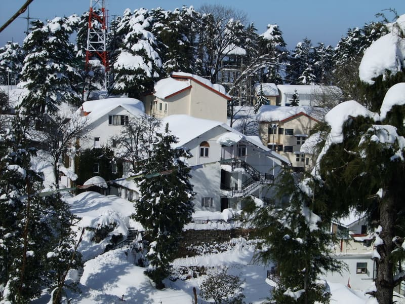 Dalhousie Retreat, , Dalhousie Retreat