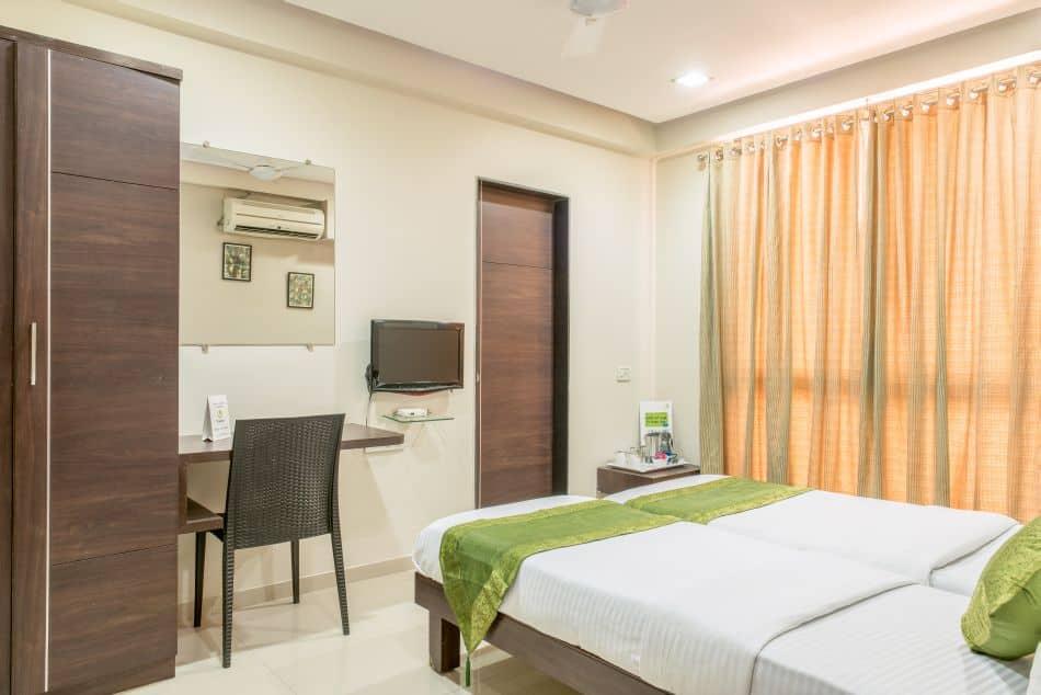 Hotel Shrimad Residency, off S.G. Road, Treebo Shrimad Residency