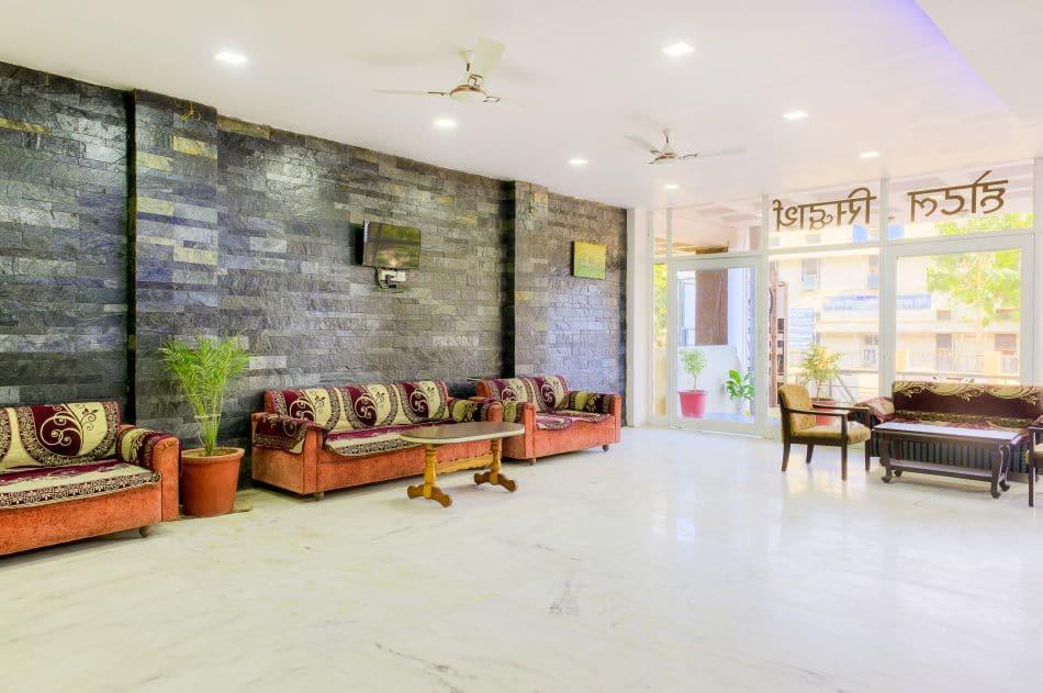 Hotel Siddharth, City Power House, Treebo Siddharth
