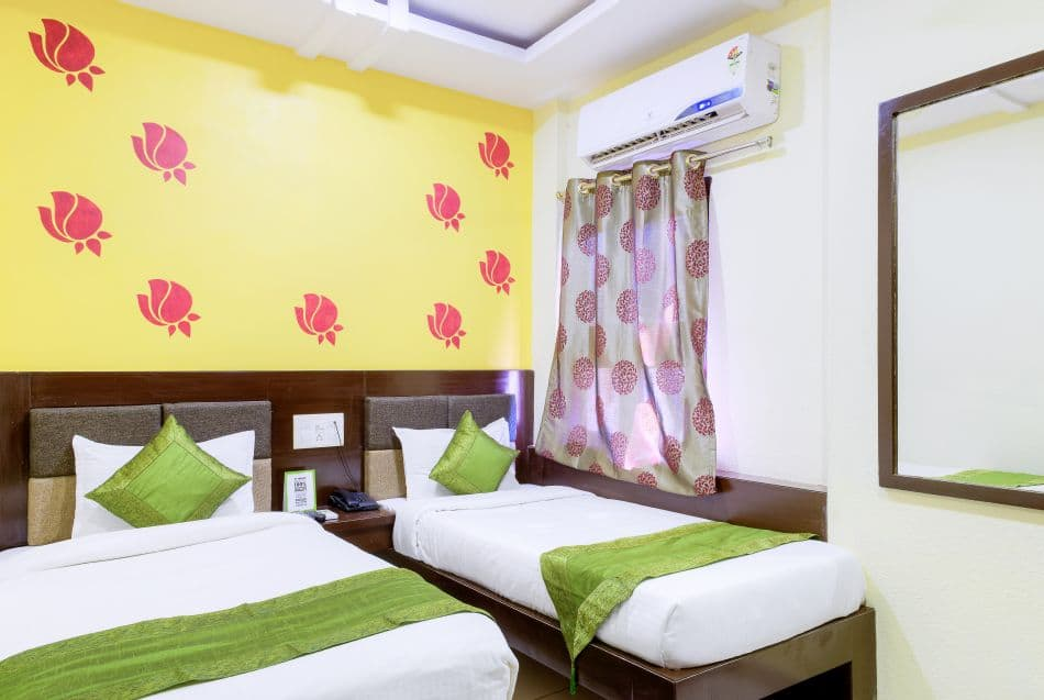 Hotel Siddharth, City Power House, Treebo Siddharth