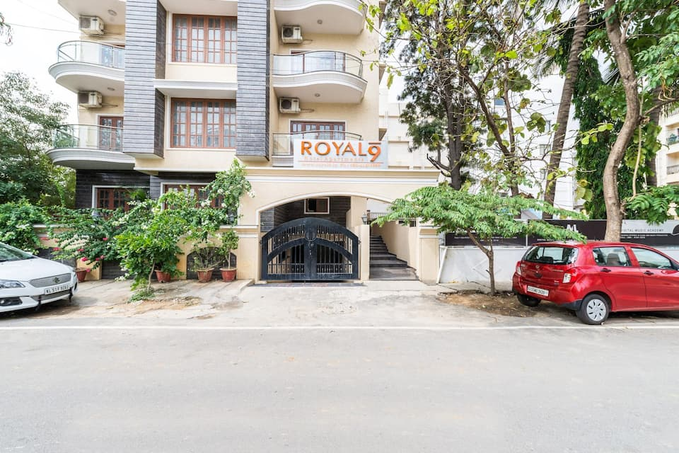 Hotel Royal 9, Kalyan Nagar, Hotel Royal 9