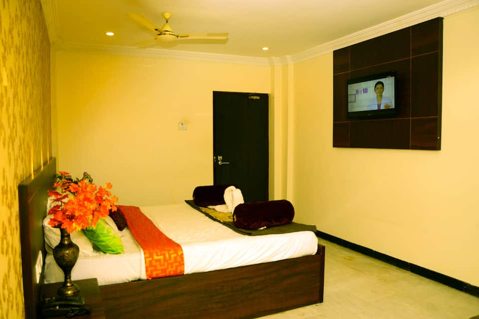 Deluxe AC Double Room Only