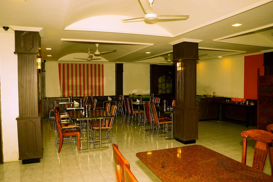 Hotel Gowtham, Aerodrome, Hotel Gowtham