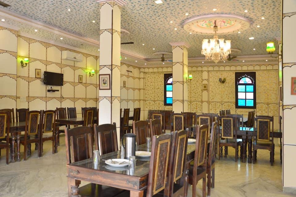 Hotel Ashok Palace, Jal Mahal, Hotel Ashok Palace