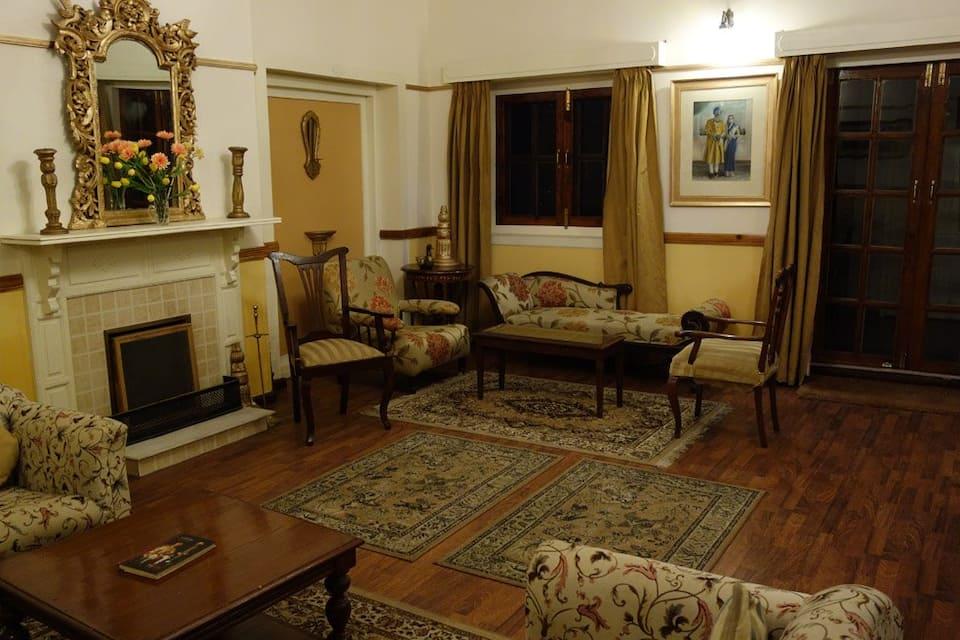 Springfields(A Heritage Hotel), Chotta Shimla, Springfields(A Heritage Hotel)