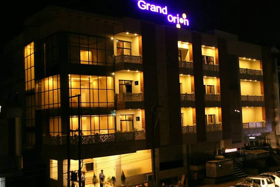 The Grand Orion, Vibhuti Khand, The Grand Orion