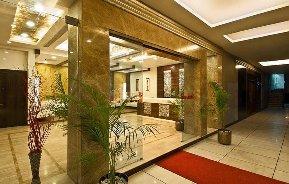 Hotel Imperial, Railway Over Bridge, Hotel Imperial
