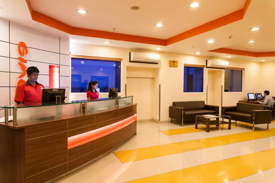 Ginger Hotel, A.B.Road, Ginger Hotel