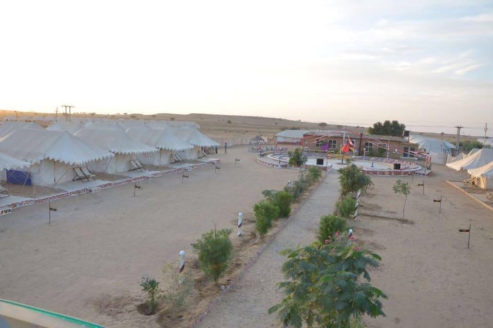 Rojani Resort, Sam Sand Dune Road, Rojani Resort