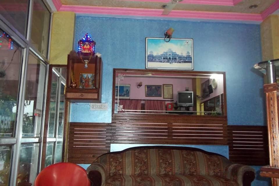 Hotel Ganga Kripa, Jaipur Railway Station, Hotel Ganga Kripa