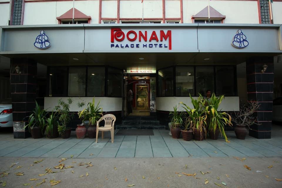 Hotel Poonam Palace, Ashram Road, Hotel Poonam Palace