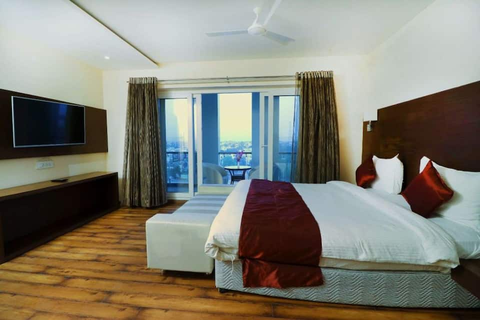 Grand Double Room With Breakfast and Dinner