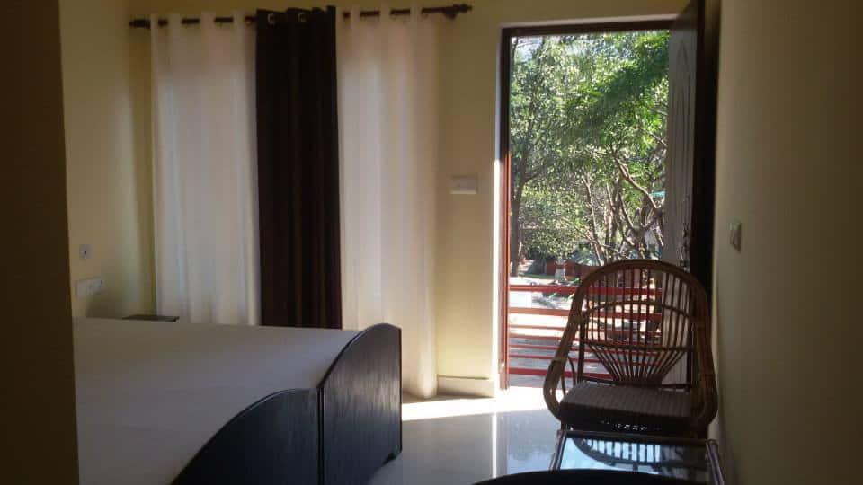 Green Land Swiss Cottage, Tapovan, TG Stays Triveni Ghat