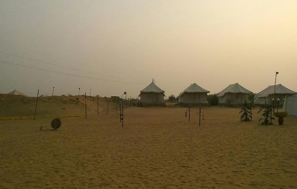Chirag Desert Camp, Sam, Chirag Desert Camp