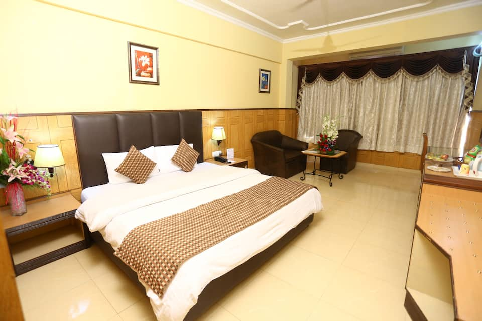 Executive Double Room - All Meals