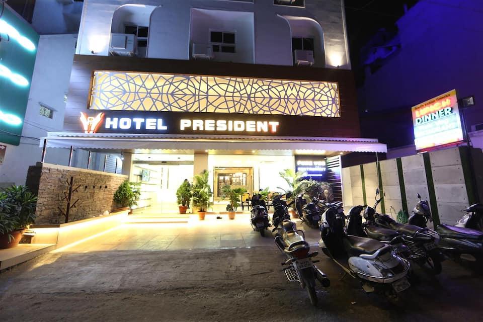 Hotel President, Sitabuldi, Hotel President