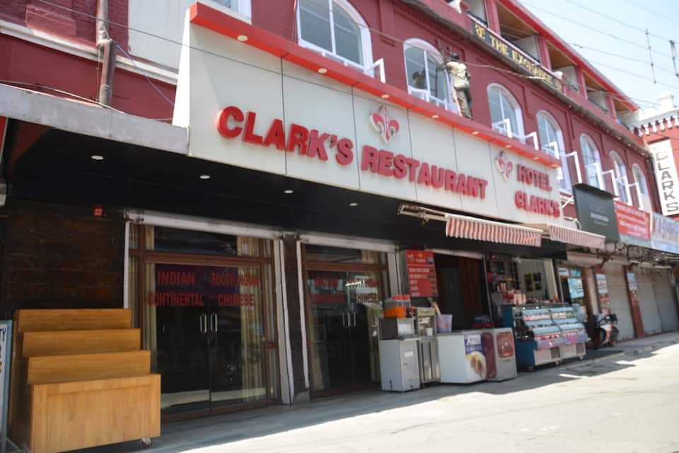 Hotel Clarks, Mall Road, Hotel Clarks