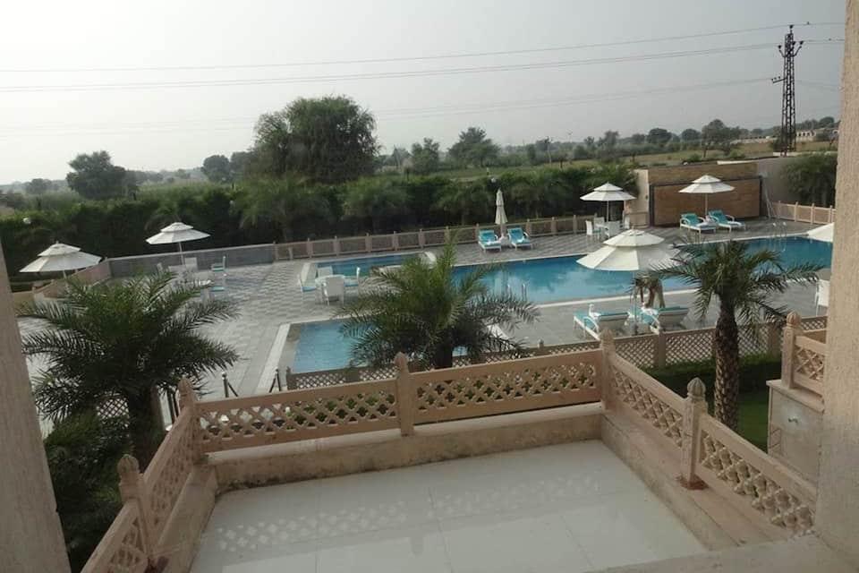 Grand Hira Resort Neemrana, Delhi Jaipur Road, Grand Hira Resort Neemrana