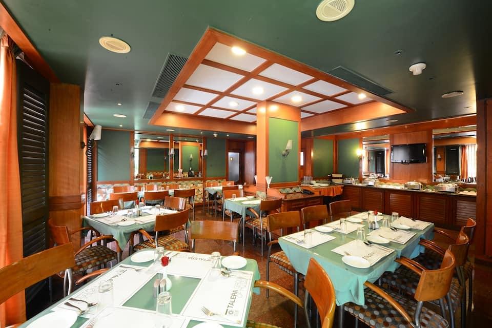The Oakwood Hotel, Deccan Gymkhana, The Oakwood Hotel