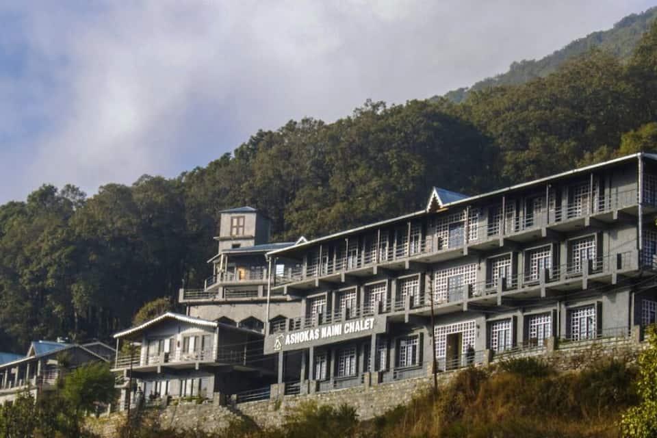 Ashoka's Naini Chalet Resort, Pangot, Ashoka's Naini Chalet Resort
