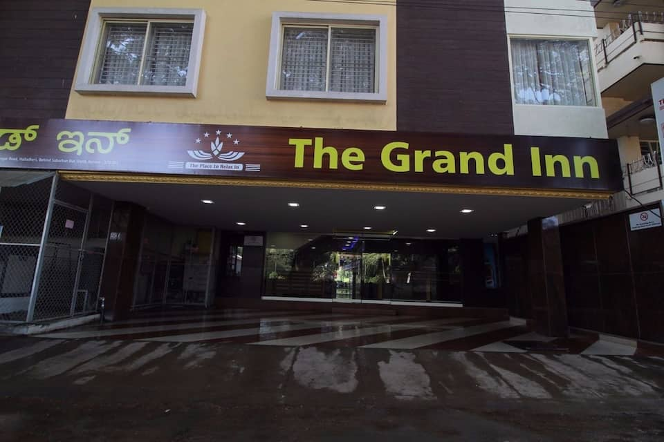 The Grand Inn, Near Mysore Palace, The Grand Inn