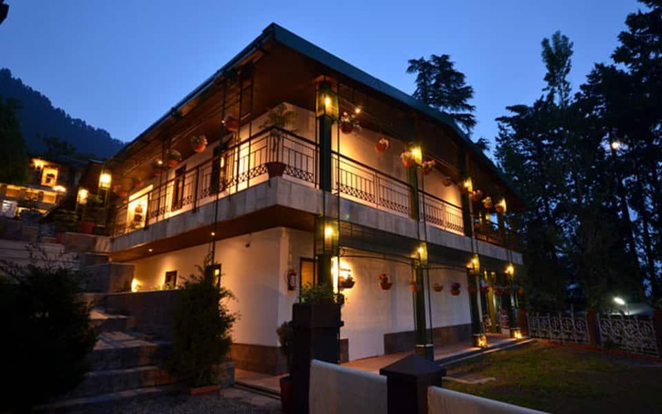 Shervani Hilltop, Mallital, Shervani Hilltop