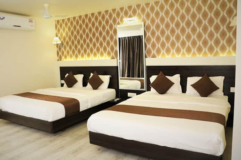 Hotel Sai Residency, Vasai, Hotel Sai Residency