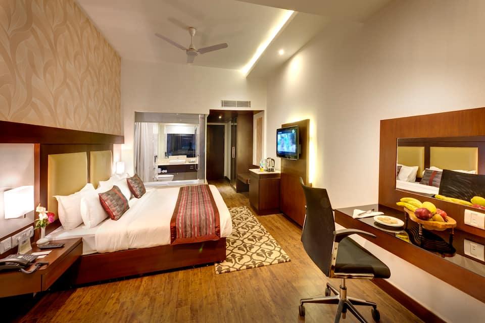Hotel Hindusthan International Varanasi, Maldahiya, Hotel Hindusthan International Varanasi