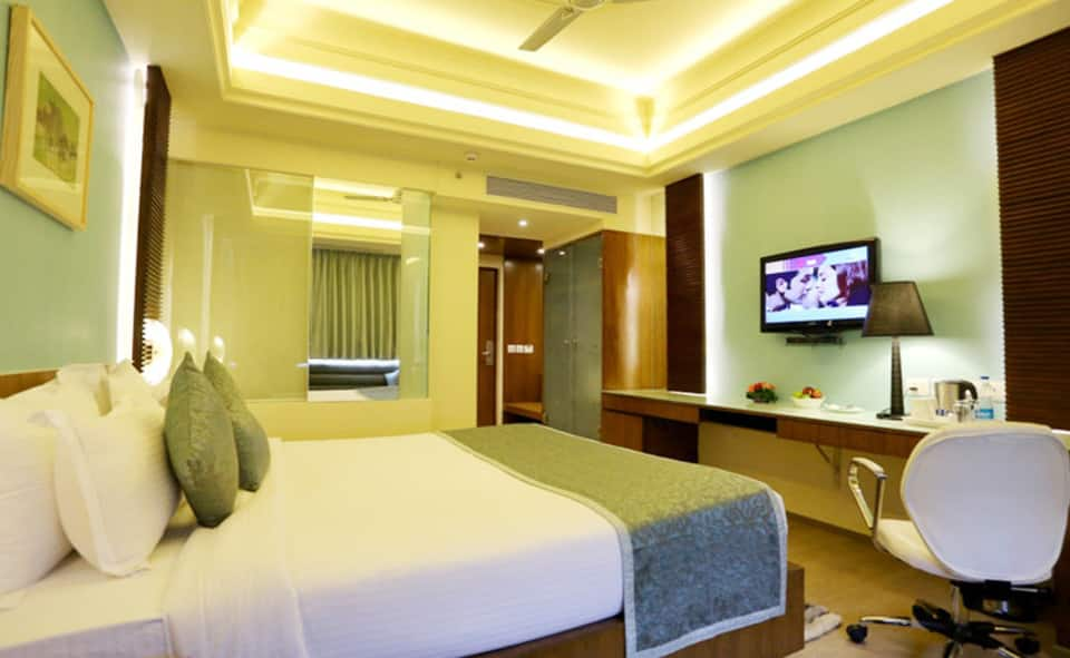 Standard Double Room with All Meals