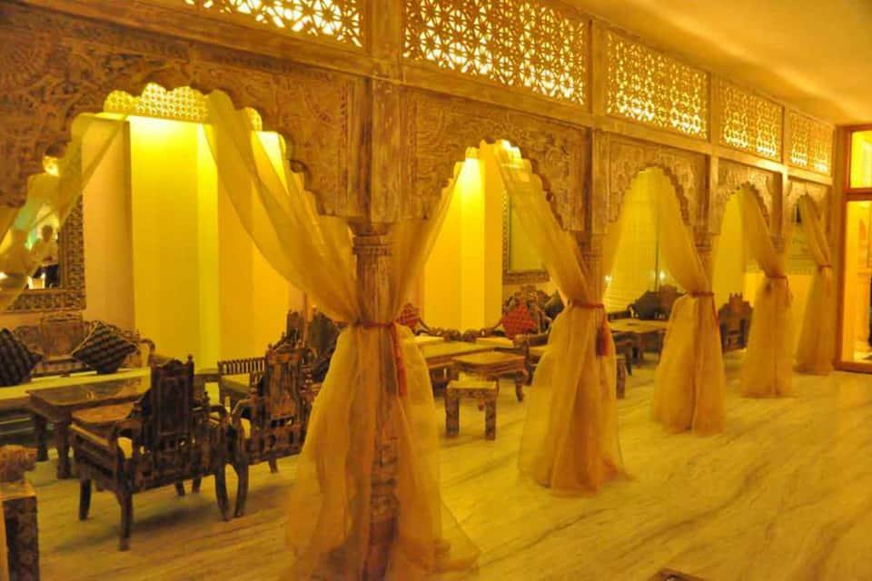 Hotel Ram Vilas, Amer Road, Hotel Ram Vilas