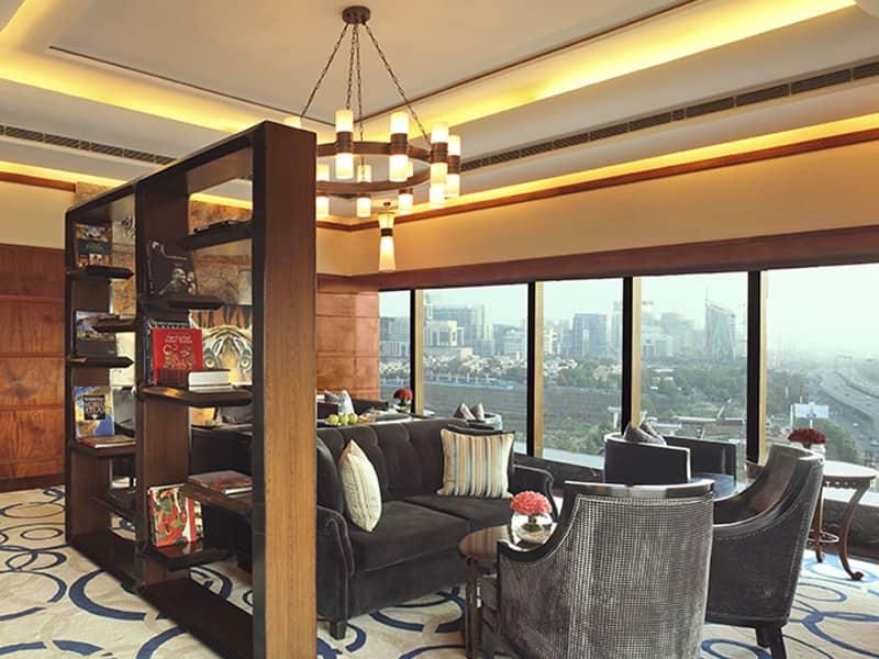 The Leela Ambience Gurgaon Hotel & Residences, Ambience Island, The Leela Ambience Gurgaon Hotel  Residences